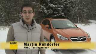 Test: Subaru XV videos