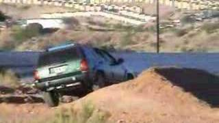 Rav4 06 Vs Grand Cherokee 93 Off Road