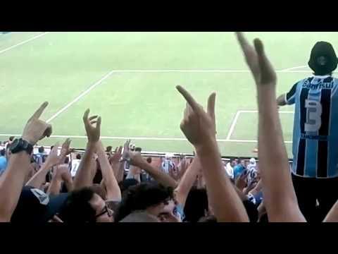 Geral  do Grêmio é Alegria    vs   Xavante