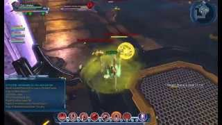 DCUO DLC9 Rage PVE/PVP DPS Guide + Strike Team T5