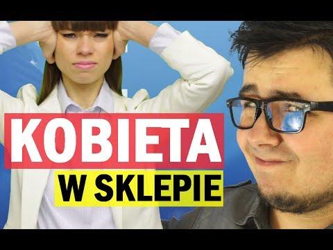 KOBIETA W SKLEPIE - DWIEMINUTY #142 | MATT OLECH | VlogMateusz