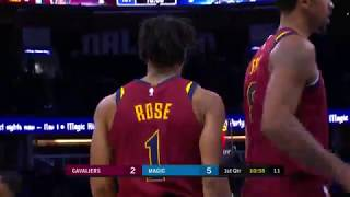 Best of Derrick Rose from the 2017 Preseason