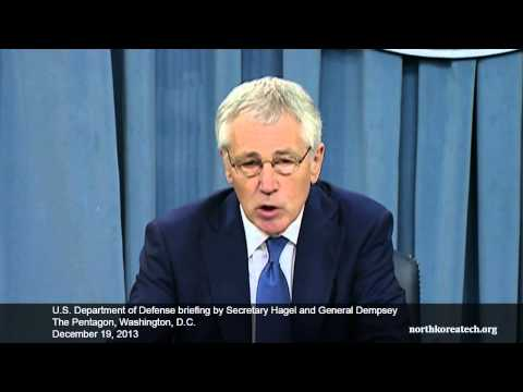 Hagel and Dempsey on Jang Song Thaek execution