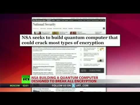 NSA wants a supercomputer to crack all encryption