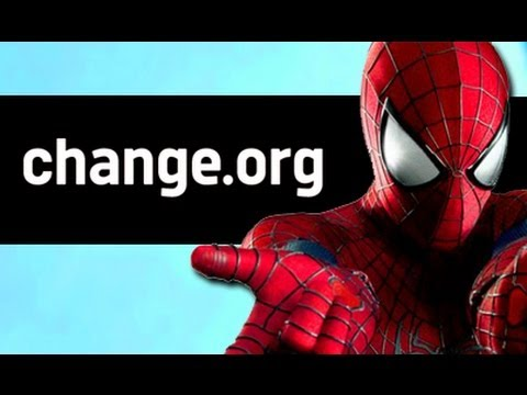 Help German Spider-Man Fans | Official Title Petition 'The Amazing Spider-Man 2'