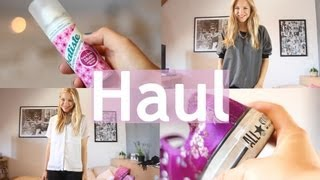 Dfashion – London Haul-Topshop, Forever21, American Apparel, Revlon…