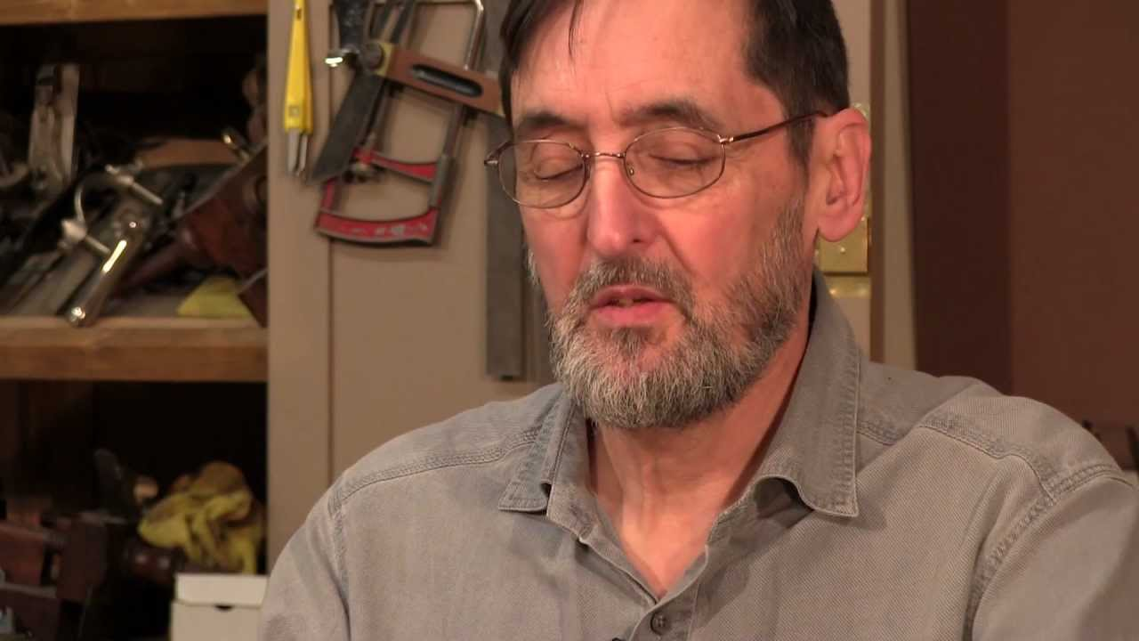 Paul Sellers announces his tour with The Woodworking Shows - YouTube
