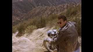 Van Damme Motocycle Police Chase (HD) Movie: Nowhere