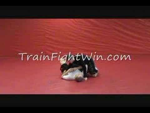Nearside Armbar from Side Mount