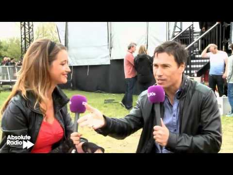 Nathan Moore from Brother Beyond talks to Absolute 80s Sarah Champion