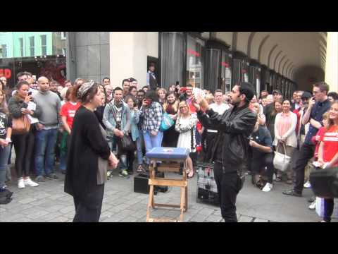 Dynamo Conjures Up Some Magic For Variety, the Children's Charity