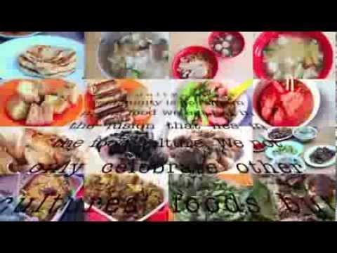 Social Studies- Singapore's food culture