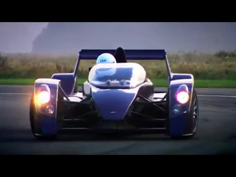 Caparo T1 car review Top Gear