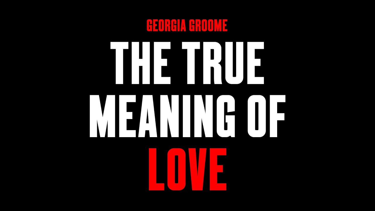 the true meaning of love What is true love we've gone ahead and rounded up the best quotes that describe the romance and the rareness of finding true love.