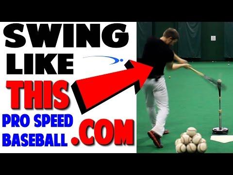 Recruitment Ready Swing | Pro Swing System | Pyramid Challenge (Pro Speed Baseball)