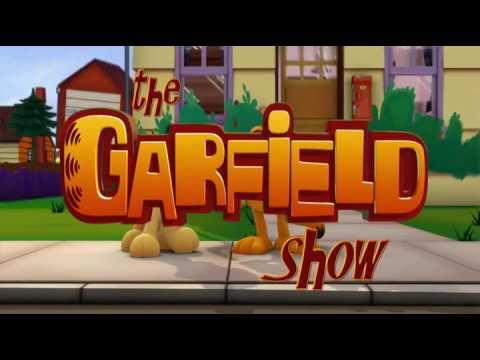 Garfield ukradnutý domov