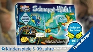 2011 - Ravensburger - Schnappt Hubi (Carsten / Post Supervision -Editing - BG Animation - Compositing - FX - Grading @ Rabbix VFX)