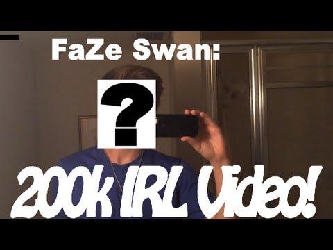 Faze Linkzy Logo Faze swan: 200k irl video