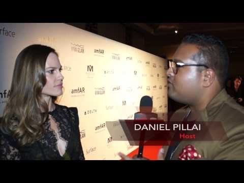 EP 35: Hilary Swank & Alan Cumming Support amfAR's 'Inspiration Gala Toronto 2013'