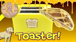 Grilled Cheese Sandwich Maker - Pizza