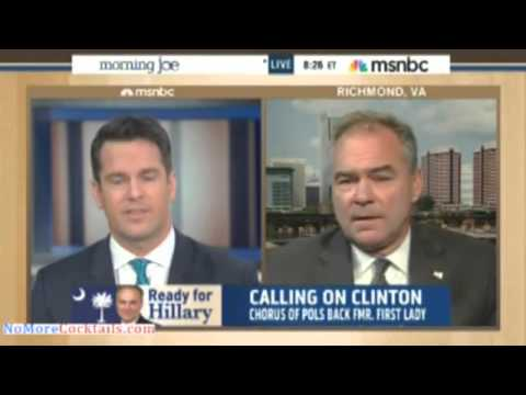 MSNBC's Thomas Roberts: GOP ready for Hillary because they want to keep talking about Benghazi
