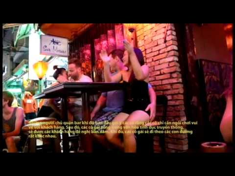Sex abuse and prostitution in Ho Chi Minh City, Vietnam