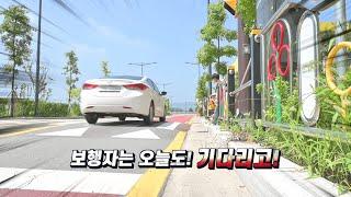 제1회 교통안전 UCC.웹툰.포스터 공모전 - UCC 최우수상 수상작