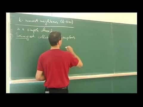 Lecture 01, part 1 | Pattern Recognition