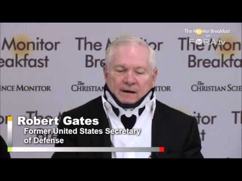 Robert Gates: Congress Should Have Declared War on Iraq