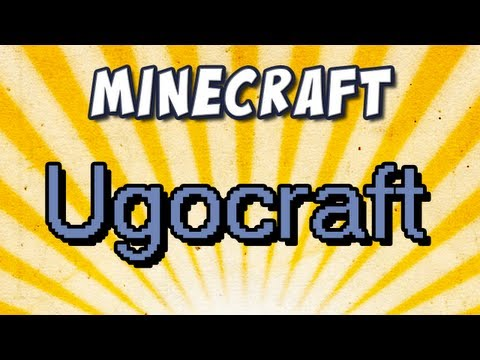 Minecraft - Ugocraft Mod Spotlight!, Today we take a look at this amazing mod called Ugocraft! A big thanks to the Voxelbox guys for creating the town! Ugocraft Download: http://www.modsforminec...