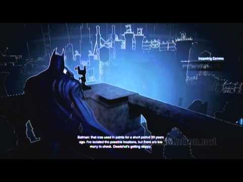Batman Arkham City Side Mission: Shot in the Dark - Deadshot