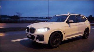 DT_LIVE. Тест BMW X3 M40i в Хельсинки. DragTimes info video - Драгтаймс инфо видео.