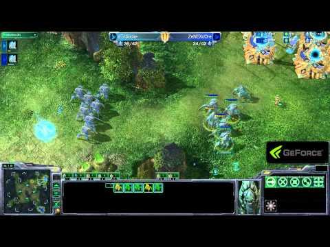 GSPA - Socke vs Core - G1 - Pro Week 4 - PvP - StarCraft 2