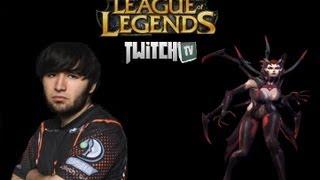 Elise [Top Lane] Crs Voyboy League Of Legends Season 3