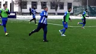 Перемога збірної команди факультету № 2 у першому півфіналі «Кубку ректора з футболу-2017»