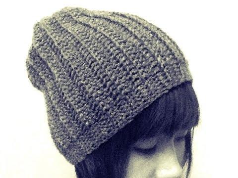 [Crochet] Hướng dẫn móc mũ beanie kiểu 2 (thích hợp cho cả nam và nữ)