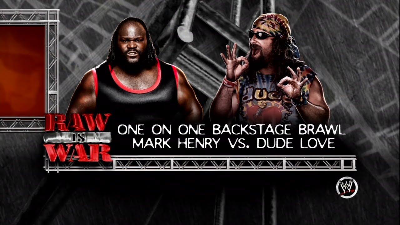 WWE 13 Hardcore Title ...