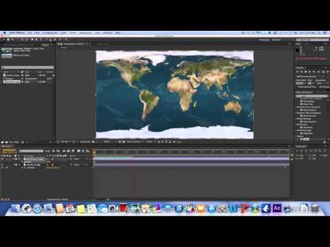 Tut. 2 Multi-Caméra et la rotation du globe