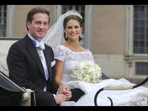 Sweden's Princess Madeleine Gives Birth To Daughter