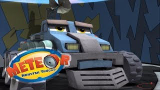 Meteor Monster Truck 16 - Môj dedko je mesačné vozidlo