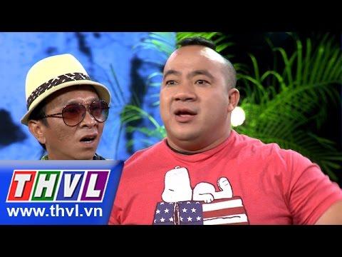 THVL | Danh hài đất Việt - Tập 18: Chạy - Hiếu Hiền, Tiểu Bảo Quốc, Tiến Luật, Ngọc Lan, Dũng Nhí...