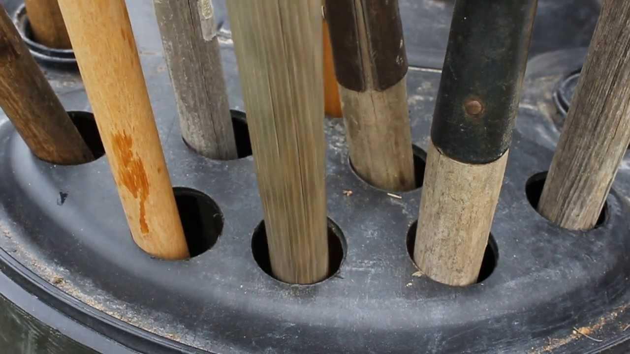 18 Garden Tools Storage Cheap Youtube