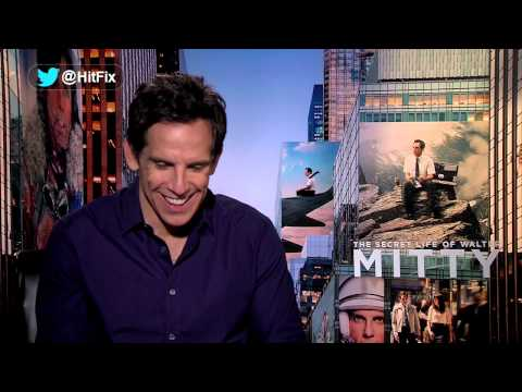 Ben Stiller on escaping reality in 'The Secret Life of Walter Mitty'