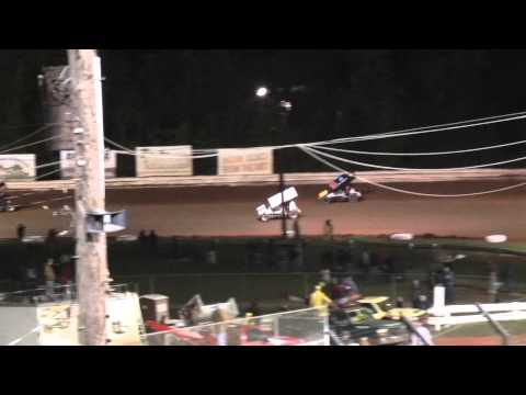 Williams Grove Speedway 410, 358 Sprint Car, Super Sportsman Highlights 10-26-13