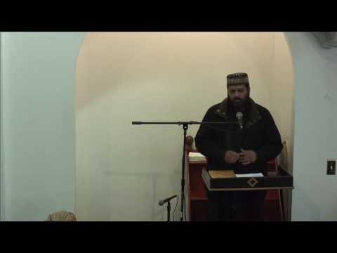 Brother Jameel Shareef- Jummah on 2/28/14