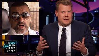 James Corden Reflects On George Michael and How He Inspired Carpool Karaoke