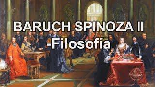 Baruch Spinoza: Teoría de la Sustancia
