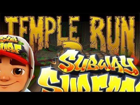 Как взломать Temple Run 2 Android и Subway Surfers на деньги