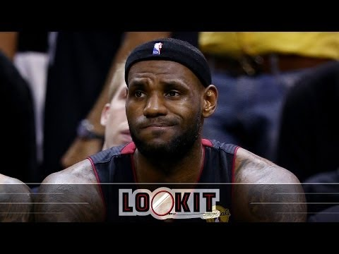 LeBron James opts out of Miami contract: What it does, doesn't, and might mean (#LOOKIT)