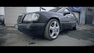 Mercedes W124 - Авто за 140к на каждый день. Работа над стилем! . Илья Стрекаловский